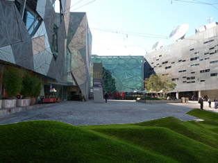 Mounge Fed Square
